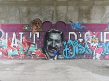 Disney graf (not very complimentary?)